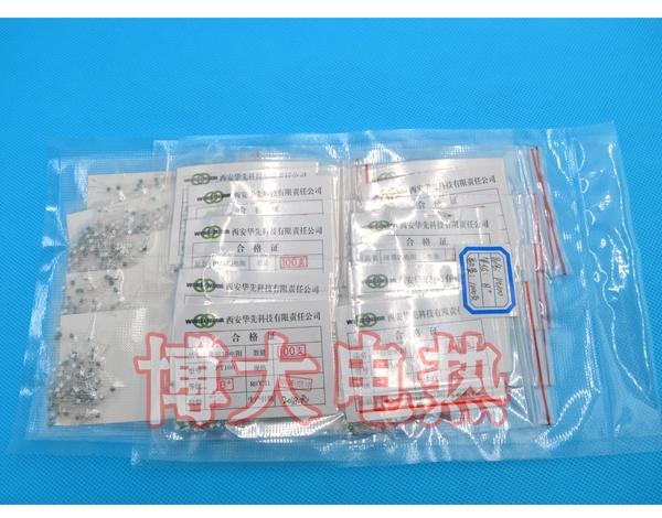 华先PT100-B薄膜铂电阻